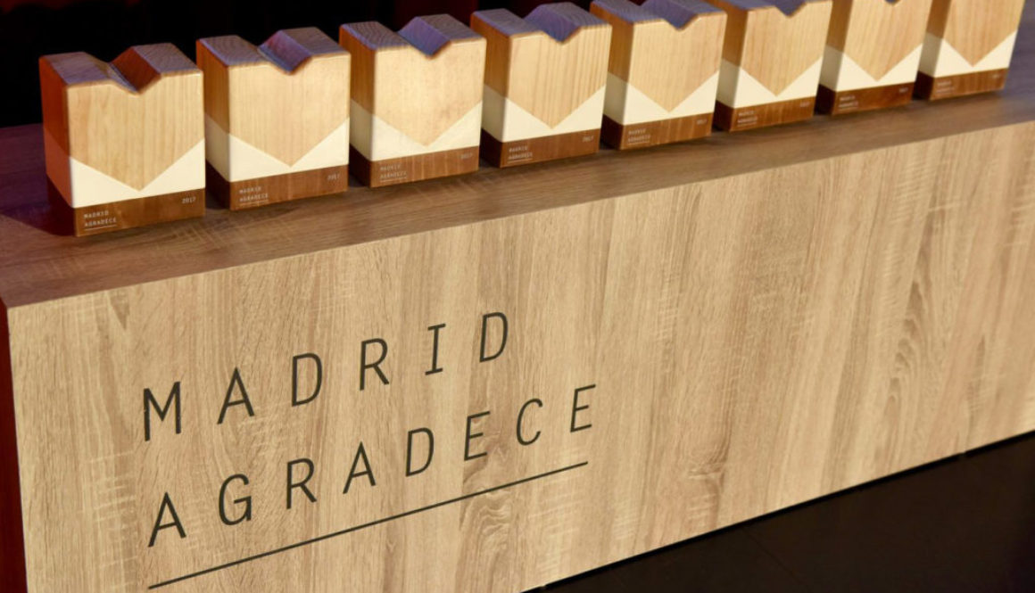Madrid Agradece Awards