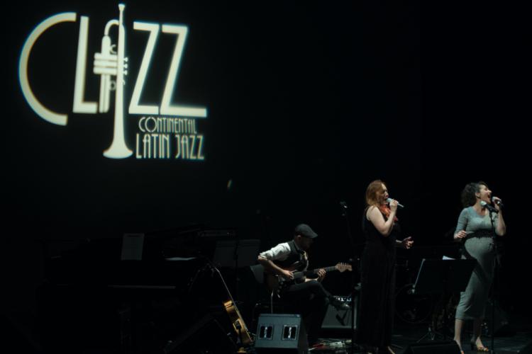 Ile Hernández - Clazz Continental Latin Jazz 2019